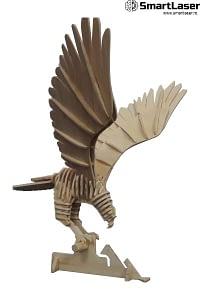Decoratiuni Lemn Vultur