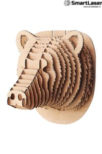 Decoratiuni Lemn Perete Urs