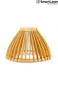 candelabru lemn rustic