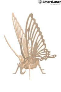 Jucarie Lemn Fluture