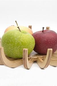 boluri lemn pentru fructe