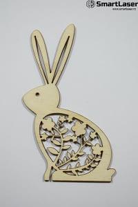 Figurine din Lemn Iepuras Paste