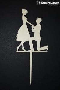 Toppere Lemn Cerere Casatorie