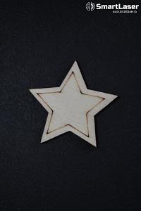 Figurine Lemn Stelute