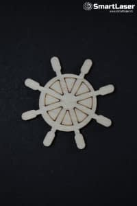 Figurine Lemn Timona
