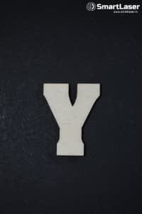 Litera Lemn Mare Y – Litere din Lemn