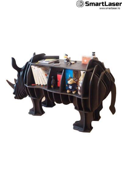 Etajera Lemn Rinocer